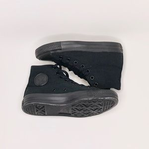 Converse Shoes - New Converse hi top All Star black size 6
